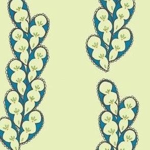 pistachio paisley