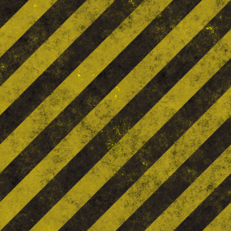 Distressed Construction Stripes fabric by bonnie_phantasm on Spoonflower - custom fabric