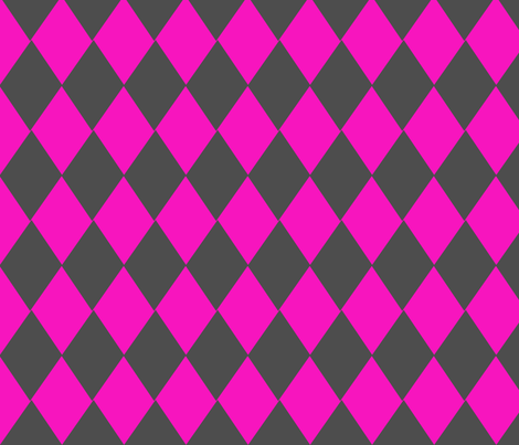 Pink panther murder mystery Diamonds fabric by kfrogb on Spoonflower - custom fabric
