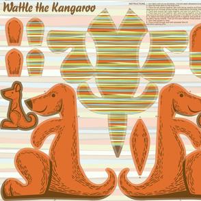 Wattle the Kangaroo