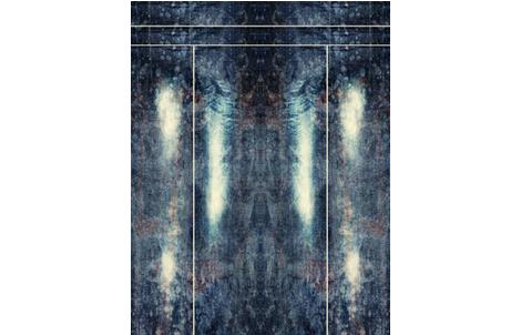 SD jeans Dirty Dark fabric by raw-kiss on Spoonflower - custom fabric