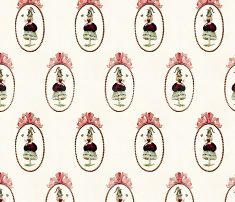 Female Eye fabric by mandamacabre on Spoonflower - custom fabric