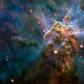 Carina Nebula Small
