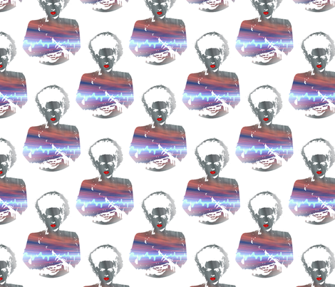 Electric Bride fabric by slickandhisruin on Spoonflower - custom fabric