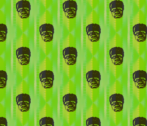 Frank fabric by slickandhisruin on Spoonflower - custom fabric