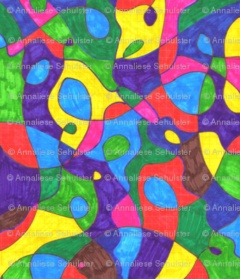 kaleidoscope - original