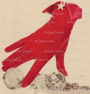 Gant Rouge