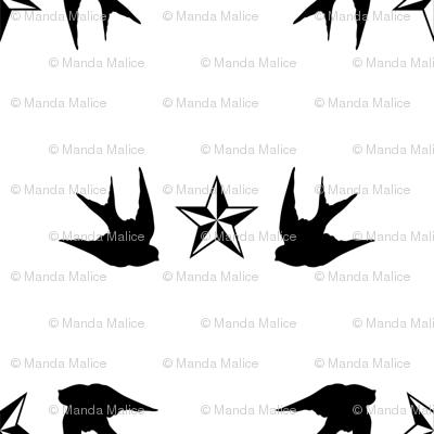 Swallows & Stars
