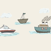 Nautical boats