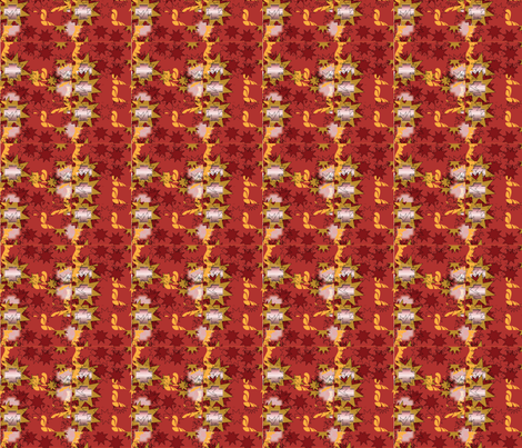 cristar fabric by cilade on Spoonflower - custom fabric