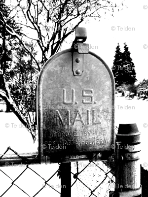 Americana Mailbox