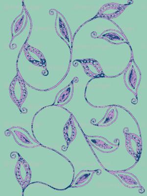 leafy jade