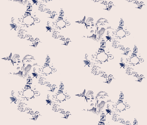 Nouf_Alhazmi_Swatch fabric by noufalhazmi on Spoonflower - custom fabric
