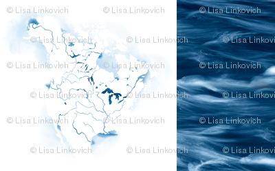 North American Rivers