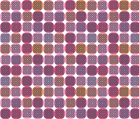stamp_pad_pink fabric by antoniamanda on Spoonflower - custom fabric