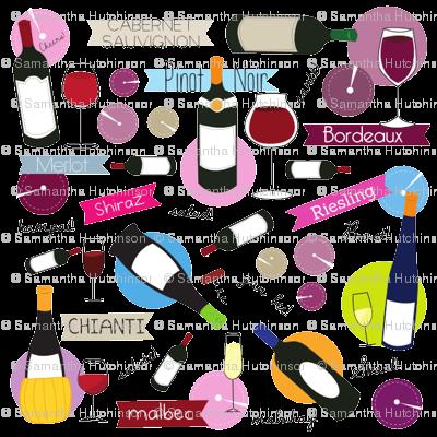 Wine Fabric