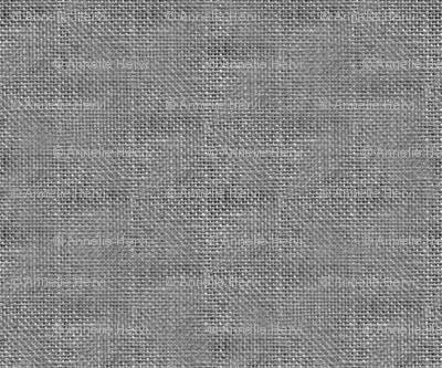 Gray Rough Linen