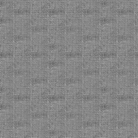 Gray Rough Linen fabric by mrshervi on Spoonflower - custom fabric