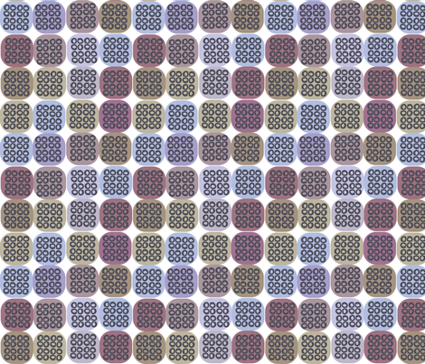 stamp_pad_brown fabric by antoniamanda on Spoonflower - custom fabric