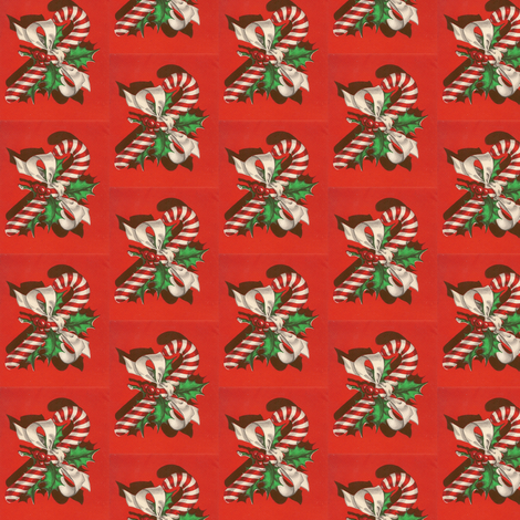 CandyCane fabric by taztige on Spoonflower - custom fabric