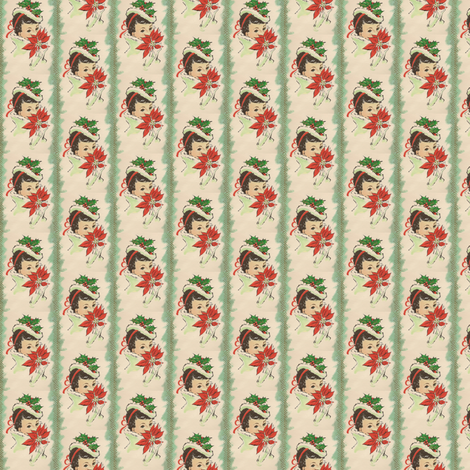 Merrie fabric by taztige on Spoonflower - custom fabric