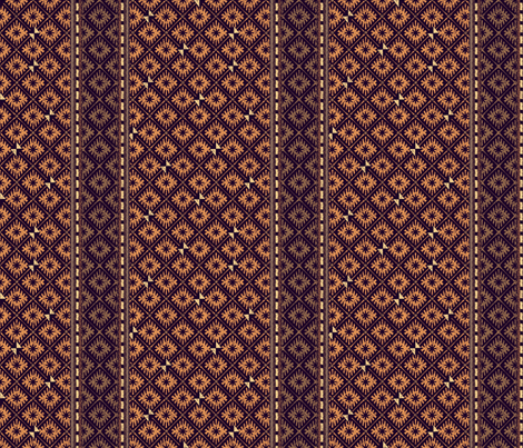 african_blockprints mudearth fabric by glimmericks on Spoonflower - custom fabric