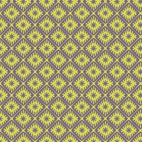 Diamond Stars-violets