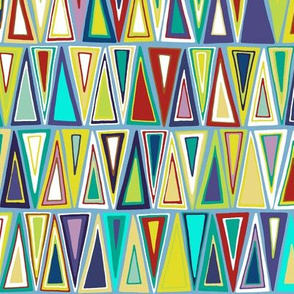 dusk triangles