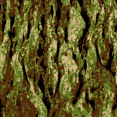 Bark / Camo  fabric by paragonstudios on Spoonflower - custom fabric