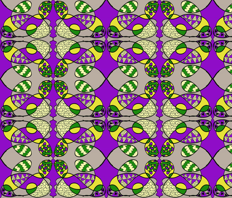 Kitenge  fabric by tajaan on Spoonflower - custom fabric