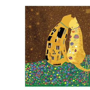 Klimt's Kats Yardage