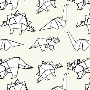 Origami Dinosaurs