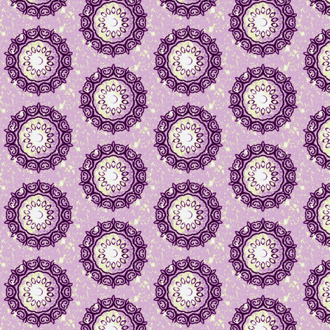 sparkle purple fabric by kerryn on Spoonflower - custom fabric