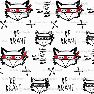large_fox_pattern