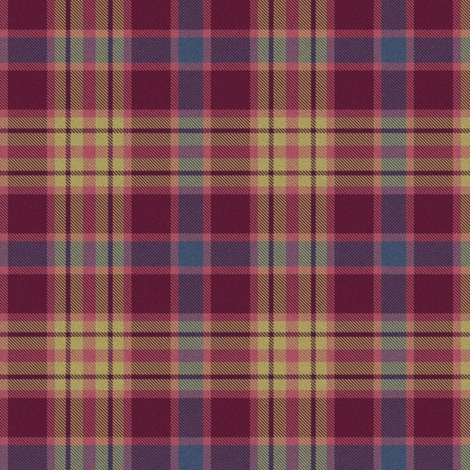 May Tartan fabric by moirarae on Spoonflower - custom fabric