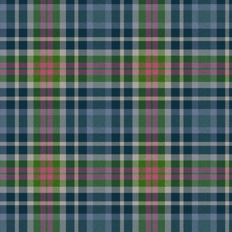 June Tartan fabric by moirarae on Spoonflower - custom fabric