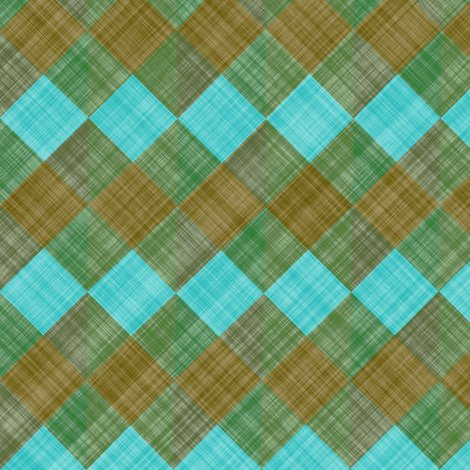 Rchevron-plaidchecker-brownturquoise_shop_preview