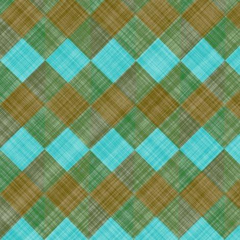 Rchevron-plaidchecker-brownturquoise_shop_preview