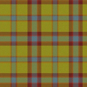 August Tartan