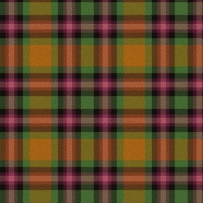 October Tartan