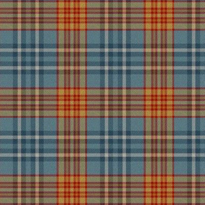 November Tartan