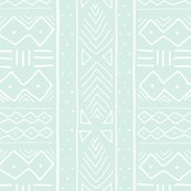 Mudcloth_in_white_on_mint_shop_thumb