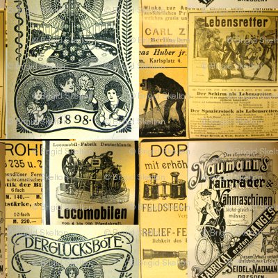 German Advertisements