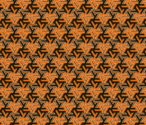 Bogolan fabric by ormolu on Spoonflower - custom fabric