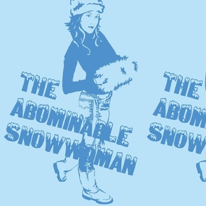Snow Woman Small
