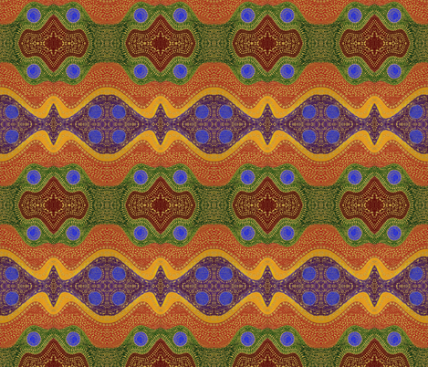 Asian_Inspired fabric by tat1 on Spoonflower - custom fabric