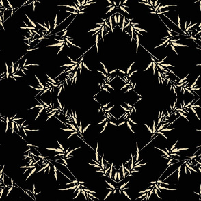 Midnight Bamboo Diamond