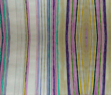 stripes and curves fabric by rachana on Spoonflower - custom fabric