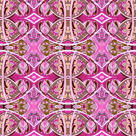 Femme Fatale fabric by edsel2084 on Spoonflower - custom fabric