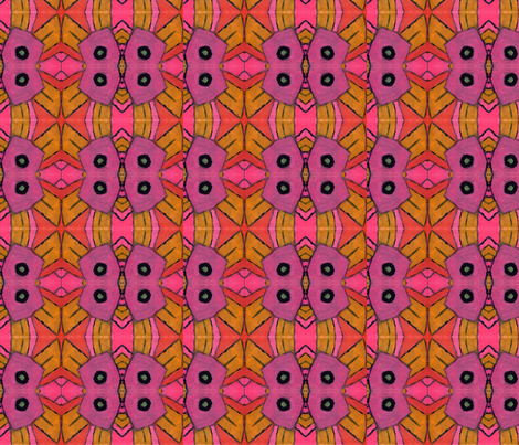 """Eye Candy"" fabric by elizabethvitale on Spoonflower - custom fabric"